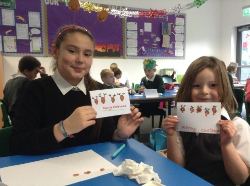 P1&P6 Shared Reading