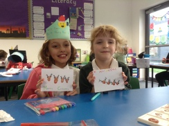 P1&P6 Shared Reading Partners