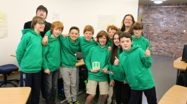 The P7 lego team