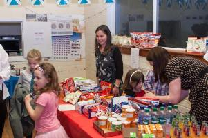 The ceilidh tuck shop
