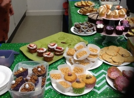 Lots of lovely cakes!