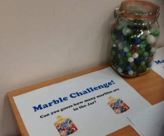 Marble Challenge